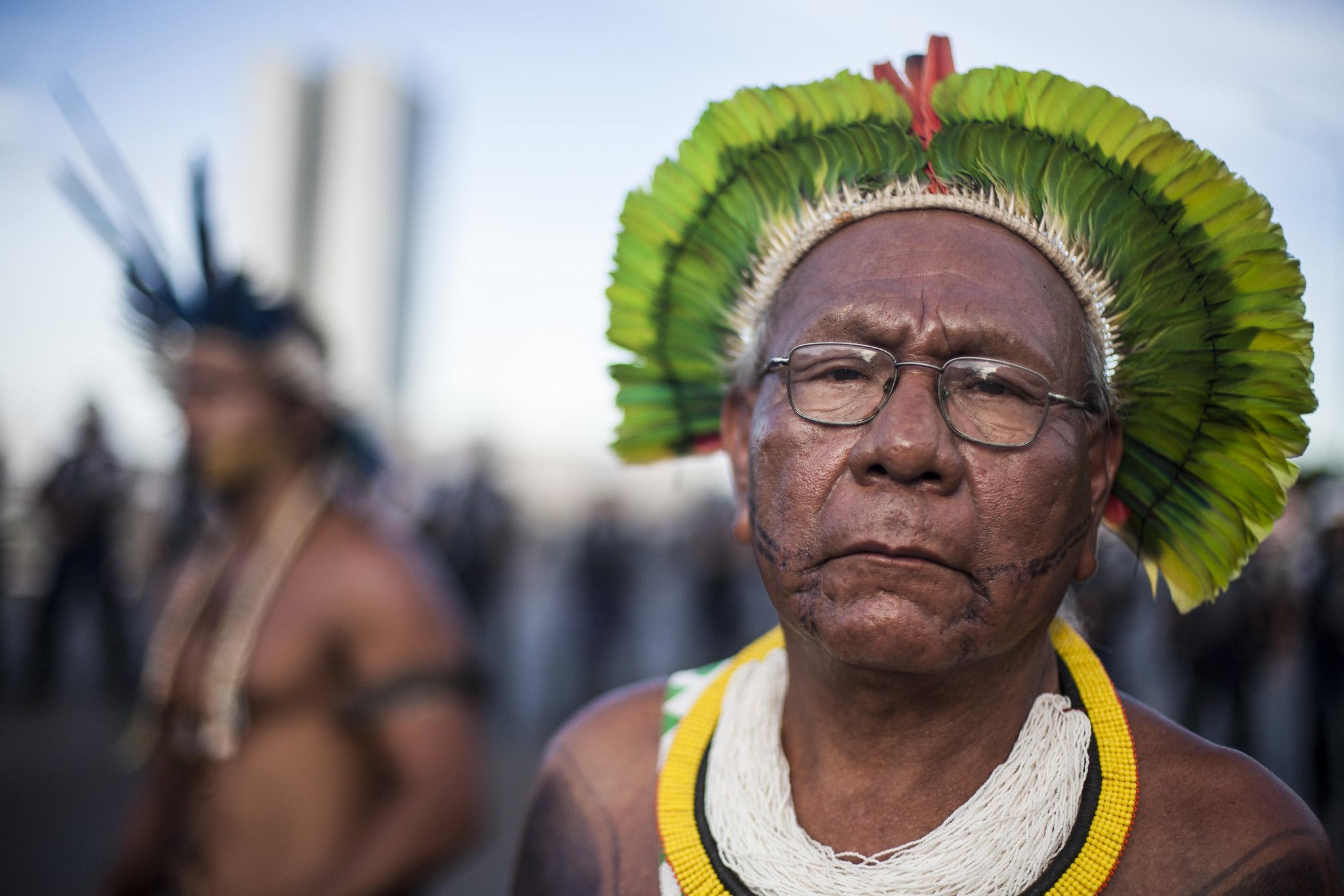Liderança indígena histórica, Paulinho Paiakan morreu vítima de Covid-19