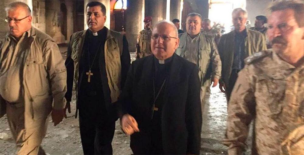 'Não se sabe o que é que Erdogan quer', diz o patriarca caldeu Louis Raphael Sako