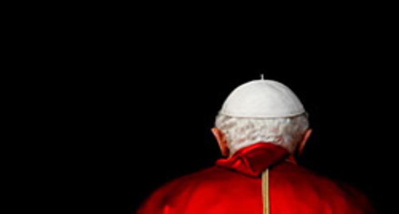 Papa Bento XVI em viagem à Inglaterra, em 2010 (Stefan Wermuth/ Reuters)