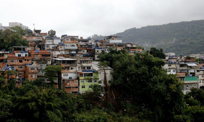A pesquisa foi feita com 3.321 moradores de 239 favelas de todos os estados do país