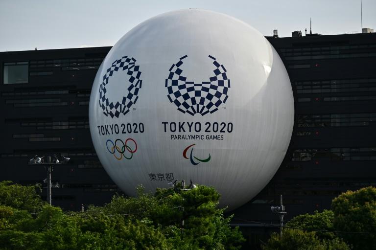 Os logotipos dos Jogos Olímpicos e Paralímpicos de Tóquio 2020