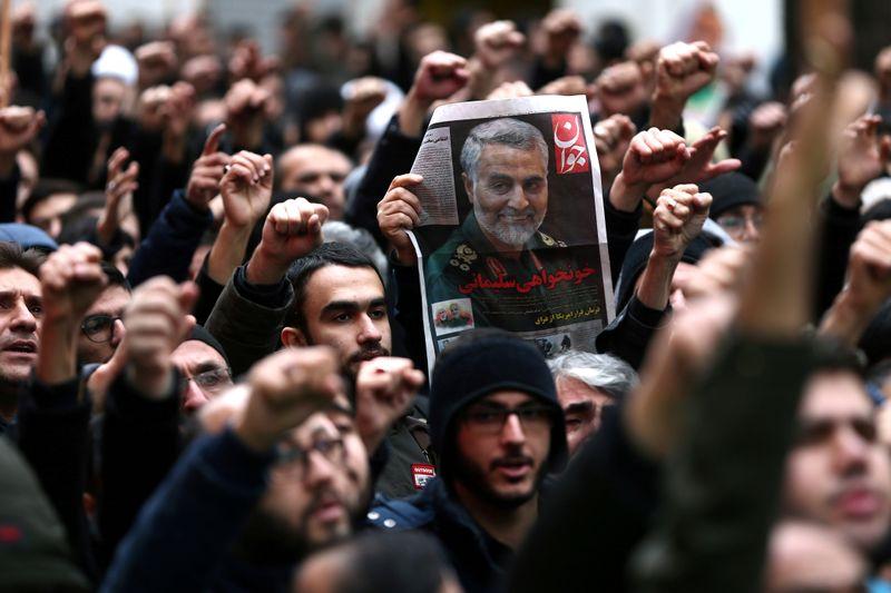 IRA-TRUMP-PRISAO-SOLEIMANI:Irã emite mandado de prisão para Trump por morte de general Soleimani, diz agência
