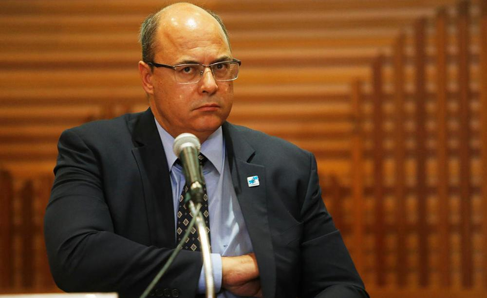 Para governador do Rio, pedido de impeachment é baseado apenas na ordem de busca e apreensão