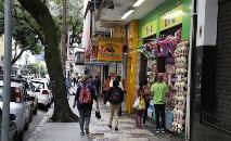 Sem ajuda dos bancos, pequenos comerciantes estão quebrando (Adão de Souza/PBH)