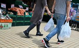 No Japão, as lojas poderão escolher quanto cobrar por cada sacola (AFP)