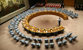 Sala do Conselho de Segurança da ONU em imagem de 20 de setembro de 2017 (Arquivos/POOL/AFP)