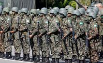 Militares conseguem complementar o salário por meio desse adicional (Marcos Corrêa/PR)