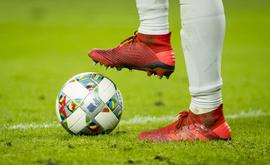 Os treinos, inicialmente, serão individuais e físicos, com quatro atletas em campo dividido (AFP)