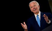O candidado democrata Joe Biden (AFP/Arquivos)