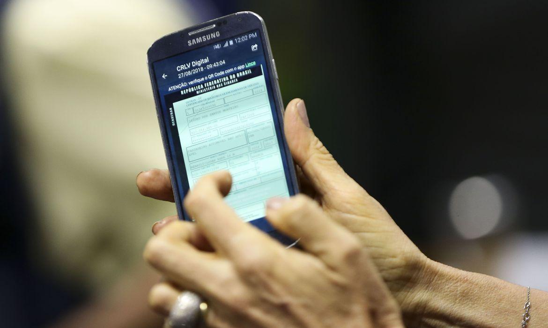 Segundo o último balanço divulgado, existem 4,083 certificados digitais de veículo no Brasil