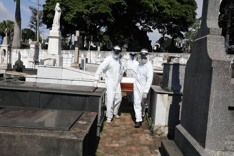 Minas bateu recorde de mortes nesta quinta-feira