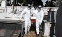 Minas bateu recorde de mortes nesta quinta-feira (Adão de Souza/PBH)