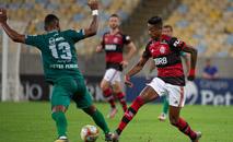 Flamengo transmitiu partida pelos seus canais (Alexandre Vidal/ Flamengo)
