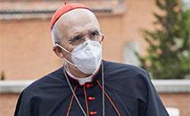 A conferência com o arcebispo de Madrid fez parte de seminário oferecido pela Academia Latino-americana de Líderes Católicos (Archidiócesis de Madrid/Facebook)