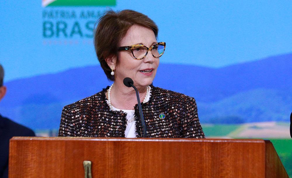 A ministra diz que parte das críticas ao país está relacionada aos interesses comerciais e de concorrência