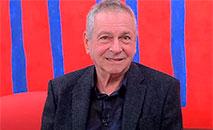 Antonio Bivar é também autor de vários livros (Reprodução/TV Brasil)