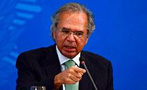 Sobre as privatizações, Paulo Guedes não quis detalhar quais serão as companhias privatizadas nesse curto prazo. (Marcello Casal JrAgência Brasi)