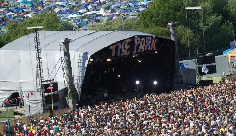 Festival de Artes Cênicas Contemporâneas de Glastonbury de 2013