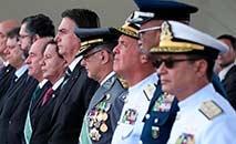 Forças Armadas se recusavam a calcular o custo futuro desses pagamentos (Marcos Corrêa/PR)
