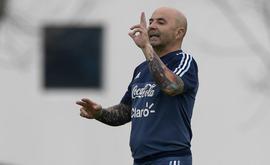 O argentino Jorge Sampaoli é técnico do Atlético-MG (Juan Mabromata/AFP)