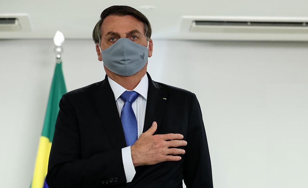 Bolsonaro já está tomando hidroxicloroquina, medicamento que não tem a eficácia comprovada contra a Covid-19