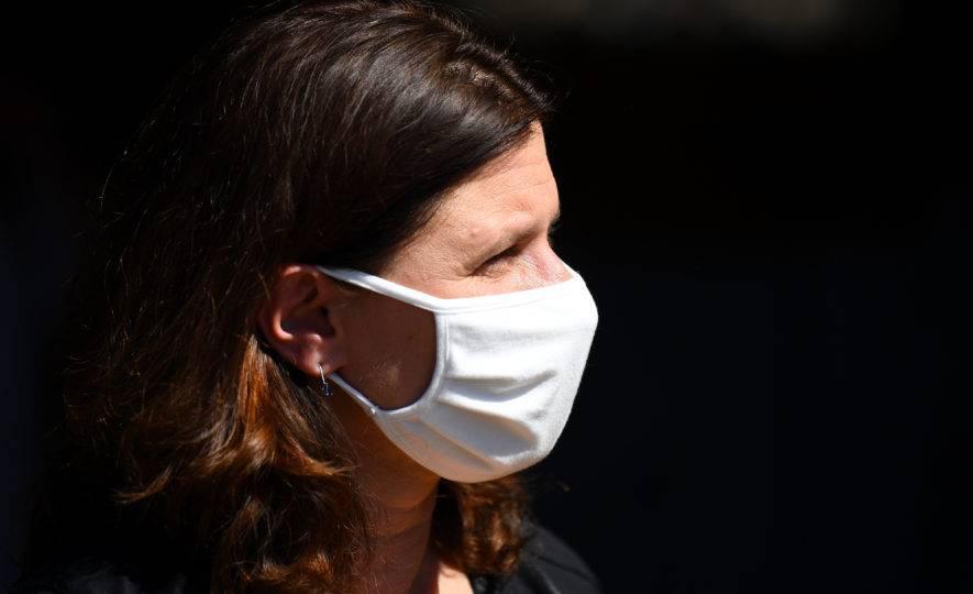 'Em suma, a introdução da obrigatoriedade do uso de máscaras conteve a disseminação da Covid-19 na Alemanha'