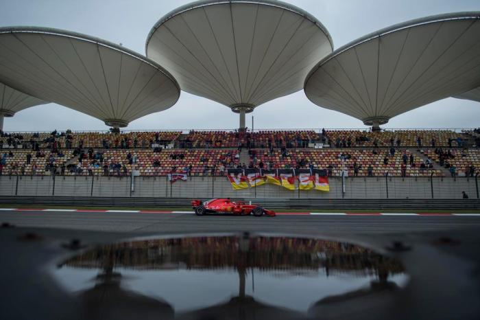 GP da China, em Xangai, estava marcado para 19 de abril