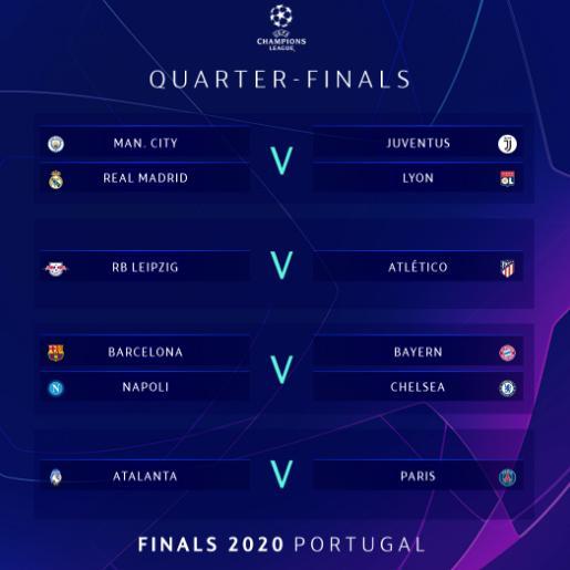 Bola vai voltar a rolar na principal competição de clubes da Europa