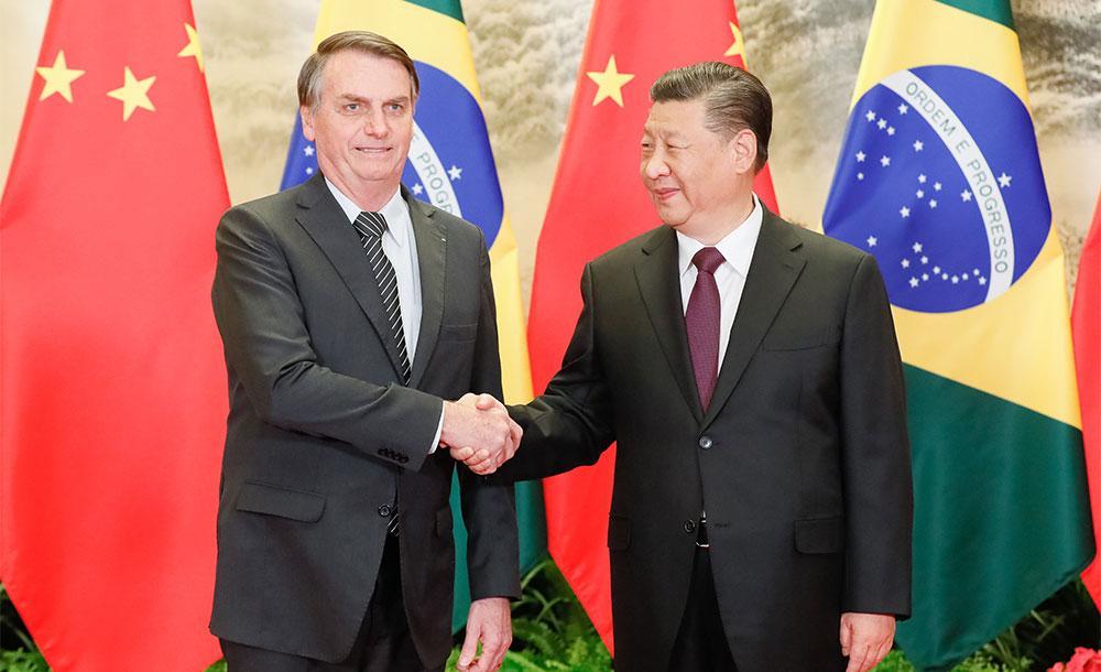 Ala ideológica defende alinhamento aos Estados Unidos e contrário à China