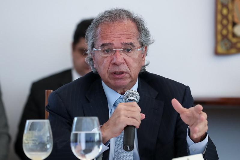 Ministro da Economia falou sobre gestão ambiental