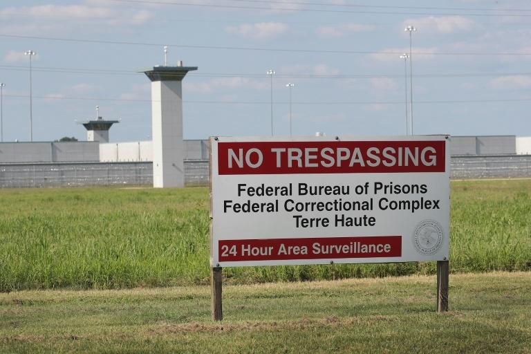 A primeira execução federal em 17 anos nos Estados Unidos acontecerá na penitenciária de Terre Haute, Indiana