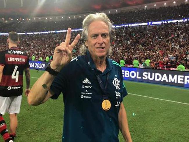 Treinador pode deixar o Flamengo
