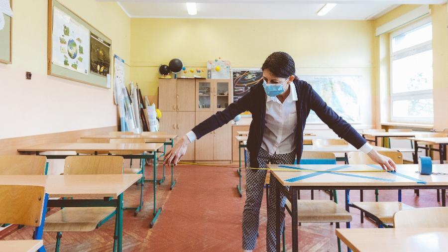 11 estados e DF já têm previsão para aulas presenciais; pais temem retorno