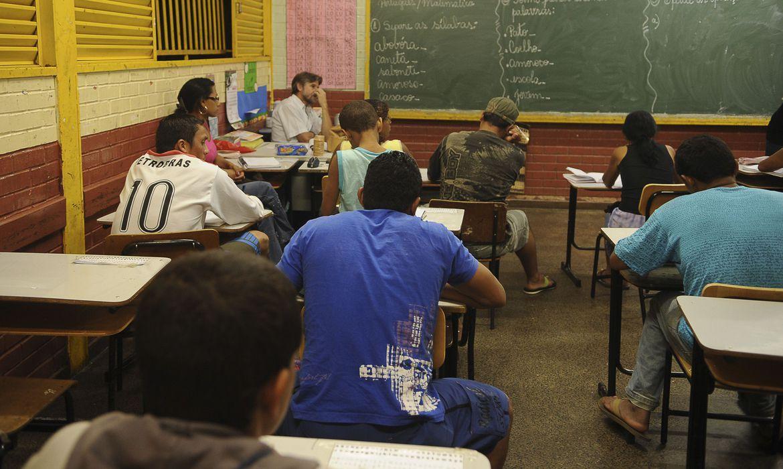 A evasão no Brasil é mais comum entre os estudantes de famílias mais vulneráveis e também entre os mais velhos
