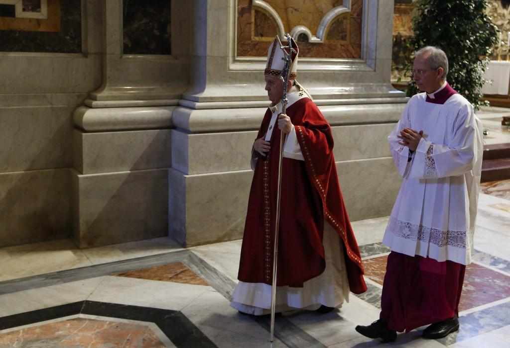 Papa Francisco tem adotado uma política tolerância zero no tocante à pedofilia na Igreja