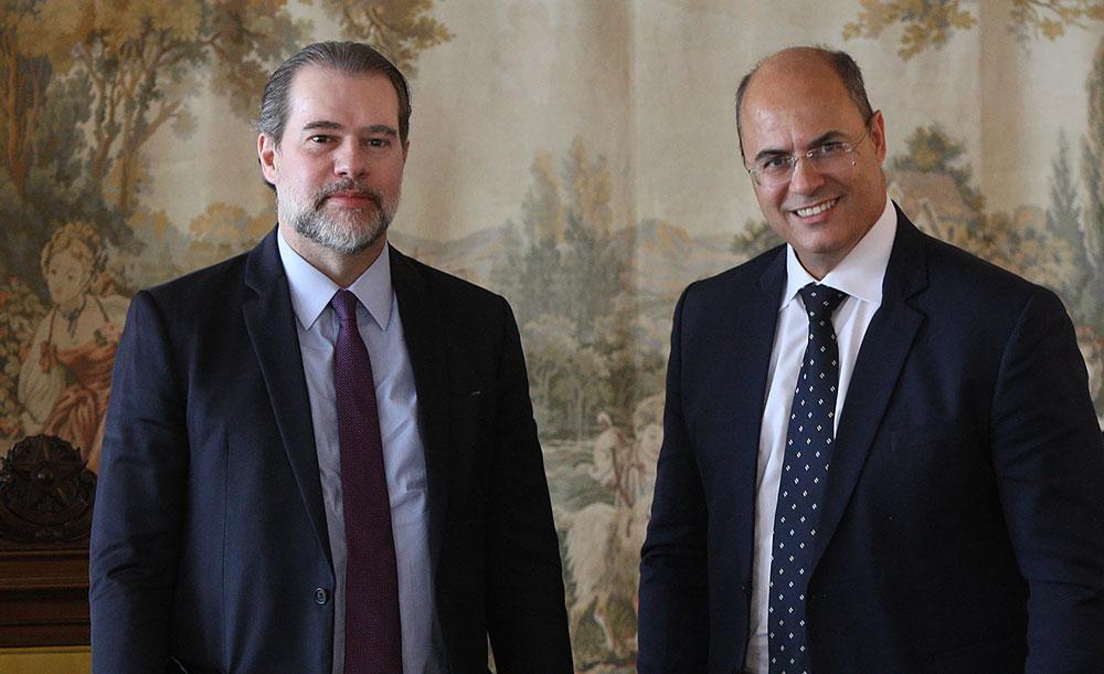 Toffoli atende defesa e dissolve comissão que avalia impeachment ...