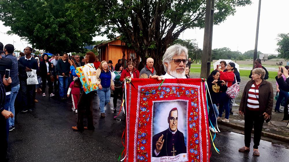 Em apoio a bispos, parcela do clero reafirma sua opção preferencial pelos pobres. Na foto, Romaria das CEB's Sul 2, em maio 2019