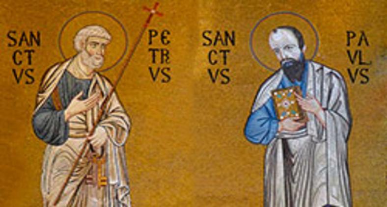 Deus Nosso Senhor nos concede, ao celebrar São Pedro e São Paulo, a renovação de nosso ardor missionário (Reprodução/ Pixabay)