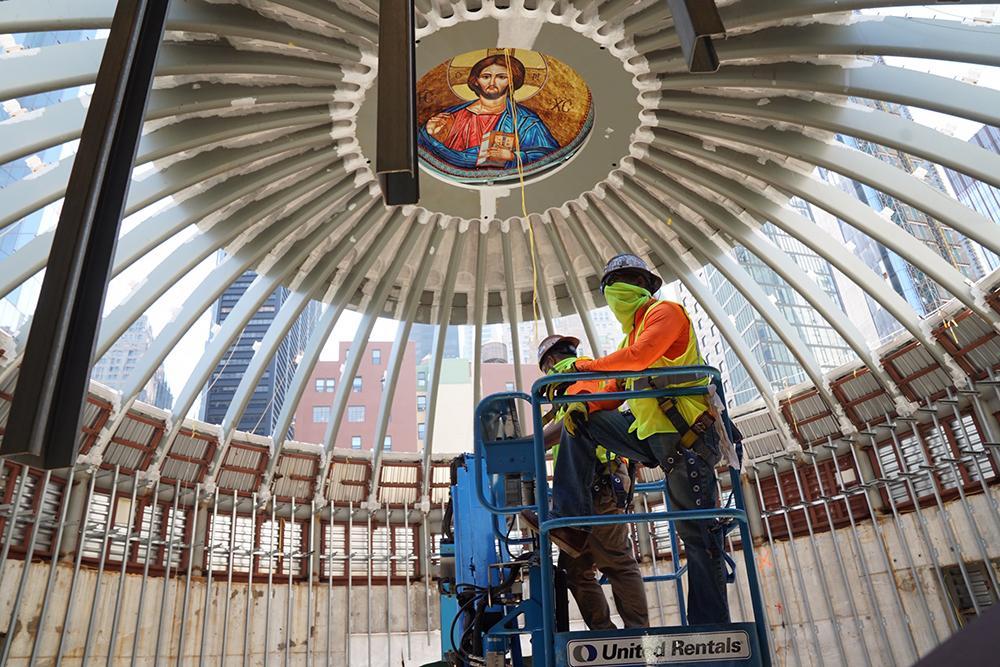 Governador Cuomo anuncia início das obras da Igreja Ortodoxa Grega de São Nicolau e santuário nacional em Nova York