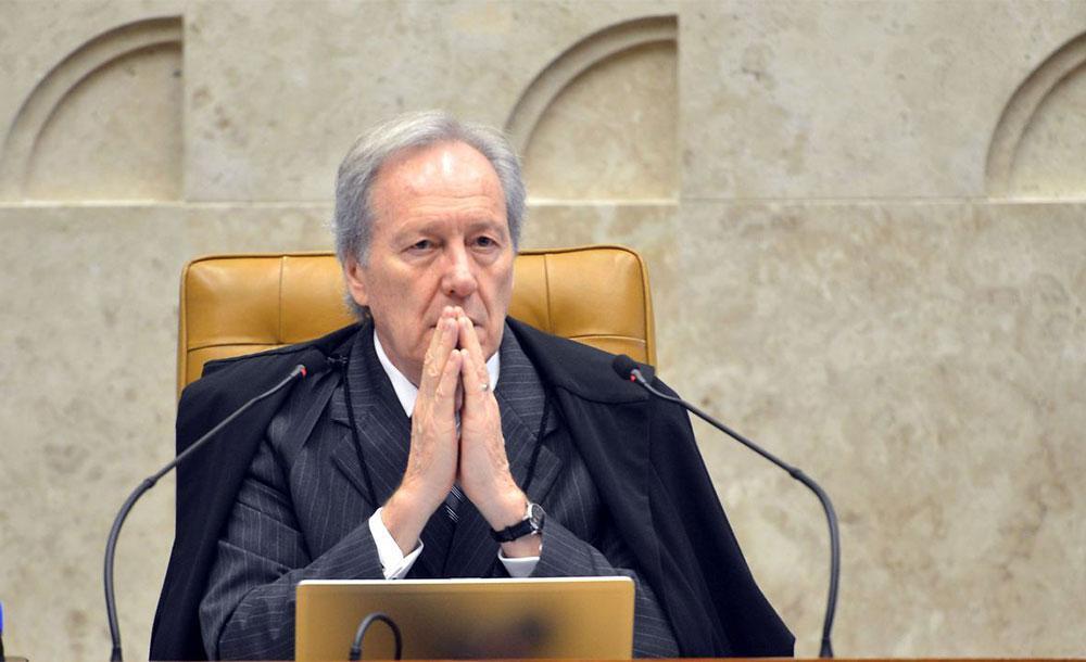 Segundo Lewandowski, atuação de Moro caracteriza ?inequívoca quebra da imparcialidade?.