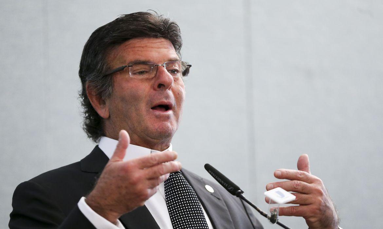 Luiz Fux é presidente eleito do Supremo Tribunal Federal (STF)
