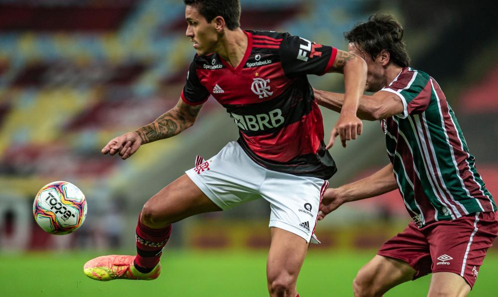 Na caça ao Flamengo estão clubes como Palmeiras, Atlético-MG e a dupla gaúcha formada por Grêmio e Internacional