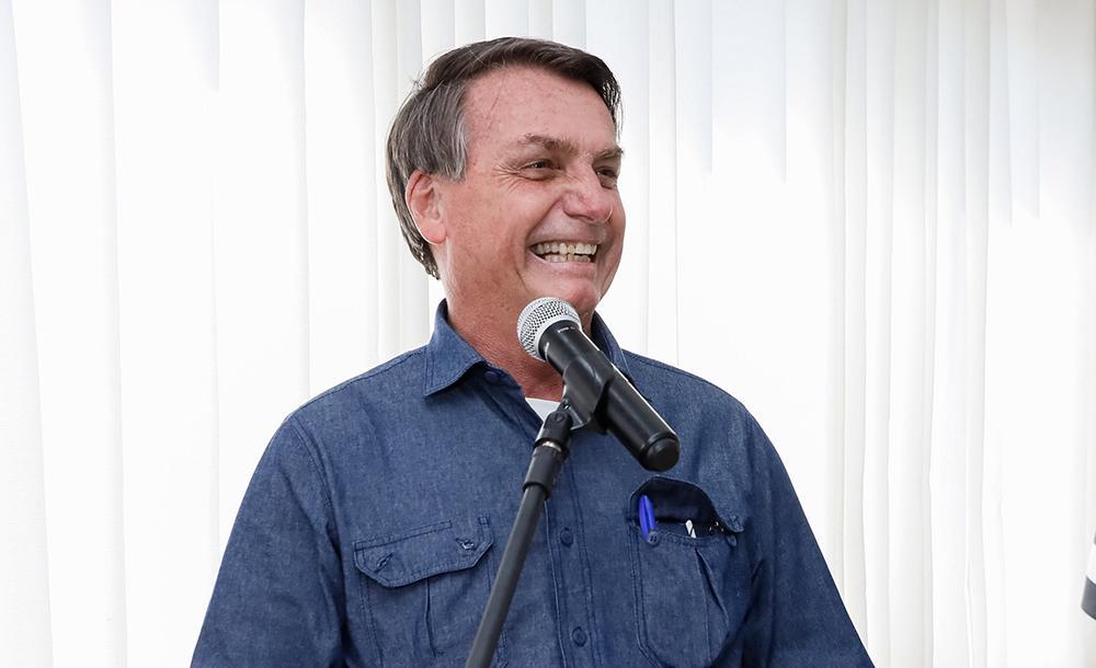 Bolsonaro preferiu saudar título do Palmeiras do que comentar sobre mortes no sábado
