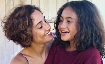 Ambas foram atendidas no Hospital das Clínicas e Camila Pitanga elogiou o tratamento no Sistema Único de Saúde (SUS) (Reprodução Instagram)