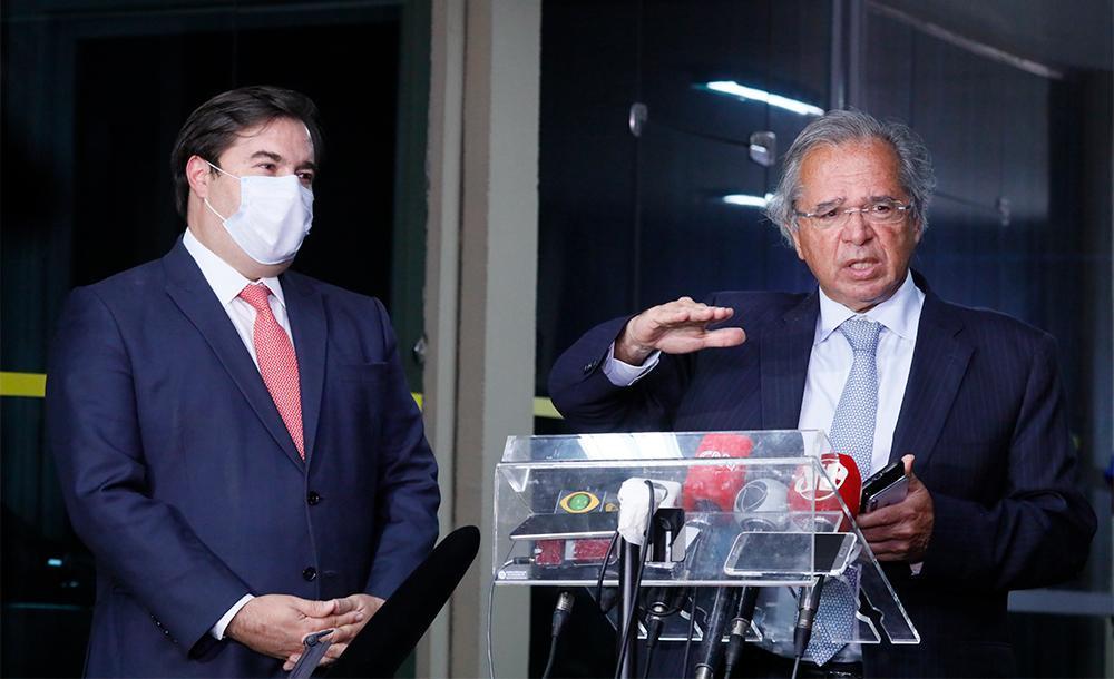 Guedes revelou que há ministros 'fura-teto' que defendem aumento de gastos