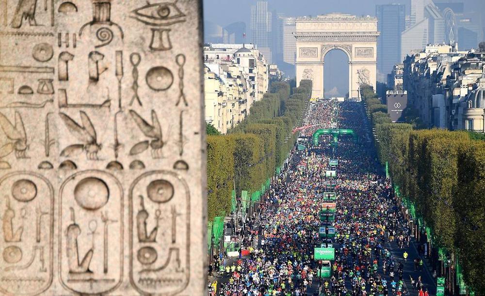A Maratona de Paris costuma atrair cerca de 40 mil corredores
