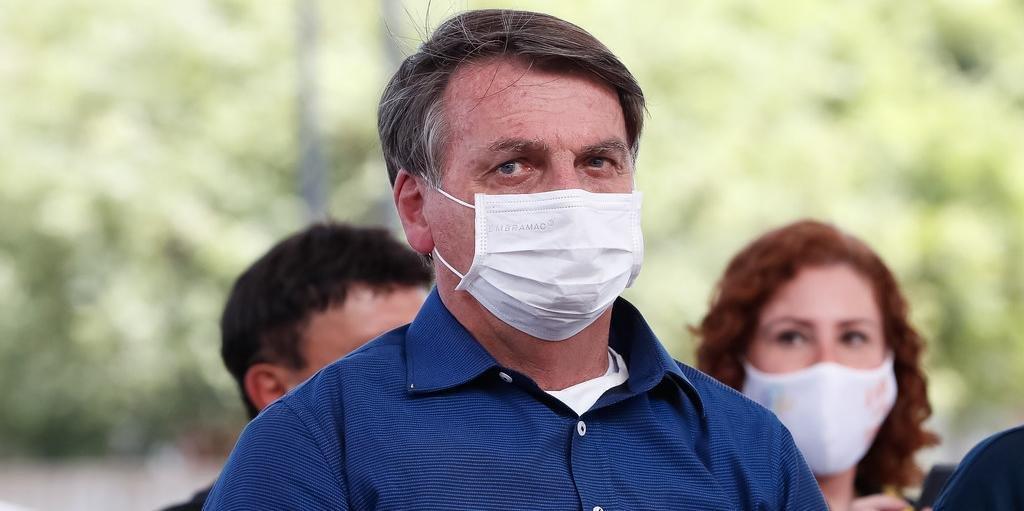 Em evento em Belém, no Pará, presidente disse ser a 'prova viva' da eficácia do remédio, que não tem comprovação científica