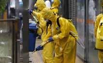Novo coronavírus circula em 96% das cidades de Minas (Gil Leonardi / Imprensa MG)