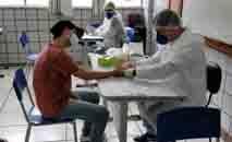 Pandemia segue com números elevados no Brasil (Educação Bahia)