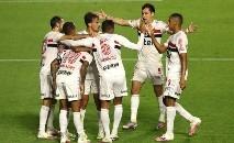 A partida foi a terceira derrota de Rogério Ceni no comando do Fortaleza em três jogos contra o São Paulo (Rubens Chiri/ São Paulo)